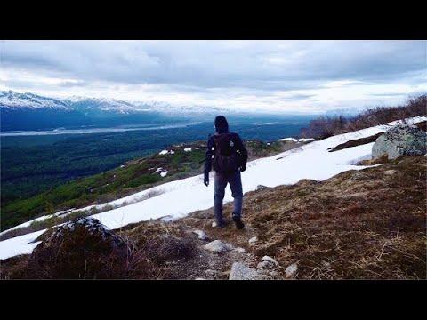 Hiking 30 Miles Alone on the Kesugi Ridge Trail in Alaska