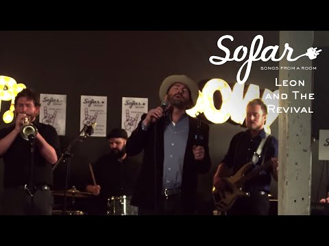 Leon and The Revival - Gangster | Sofar Denver