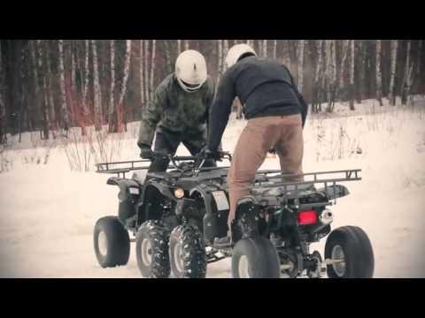 Квадроциклы IRBIS ATV 150U и ATV 200U