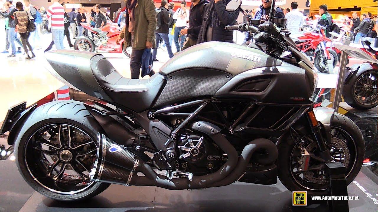 Ducati Diavel New