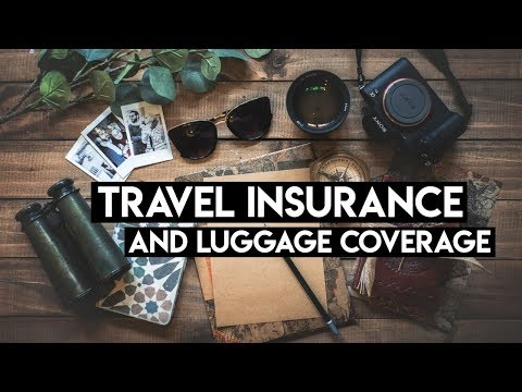 Travel Insurance and Luggage Coverage