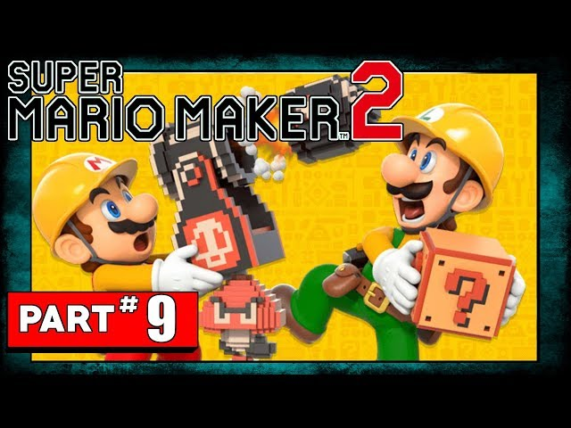 ▷ Super Mario Maker 2 - How to Get All Keys and Unlock the Ending