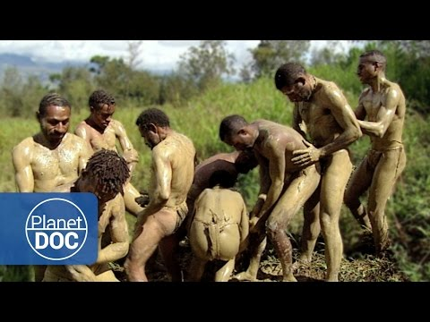 Mud Men | Tribes & Ethnic Group - Planet Doc