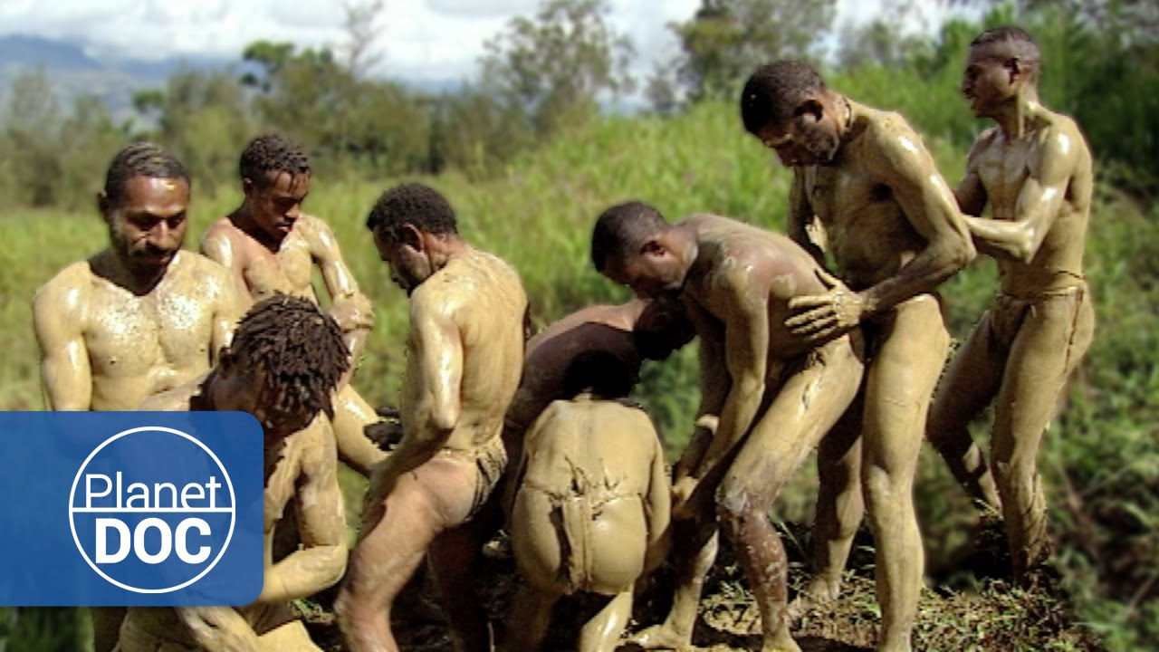 Ethnic Men Naked African Tribes