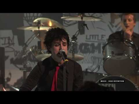 Green Day Give Me Novacaine VH1 Storytellers 2005 HD