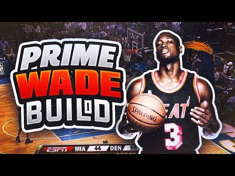 HOW TO MAKE A PRIME DWYANE WADE BUILD ON NBA 2K18! | TOP 3 BEST SHOOTING GUARD BUILDS (MyCareer)
