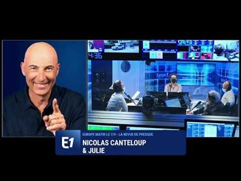 Marine Le Pen au Portugal - Canteloup