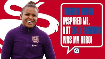 Nikita Parris on Inspiration, Toughest Opponent & Playing Abroad | From The Comments | Lionesses