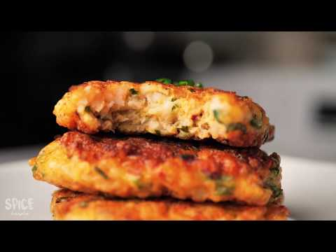 Spicy Shrimp Cakes Lunch Videos