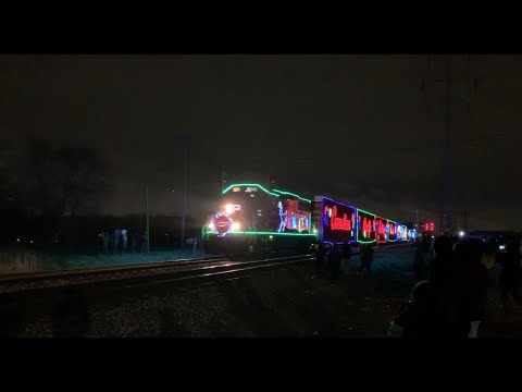 Canadian Pacific Holiday Train 2019 - Taylor, MI - 11/30/19