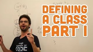 8.2: Defining a Class Part I - Processing Tutorial