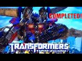 TRANSFORMERS ARCADE COMPLETED! African Route