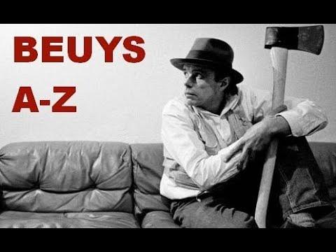 BEUYS von A-Z (Teil 1/2)