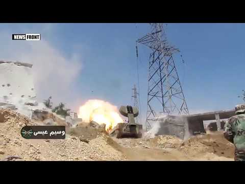 УР 77 применяют в Сирии
