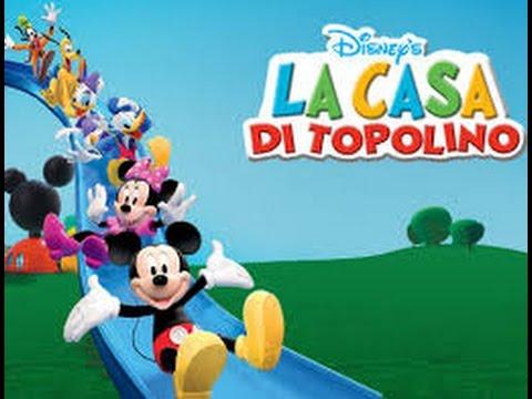 La casa di topolino u il rally della casa di topolino italiano