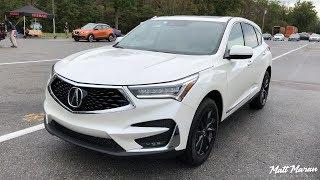 Quick Drive: 2019 Acura RDX
