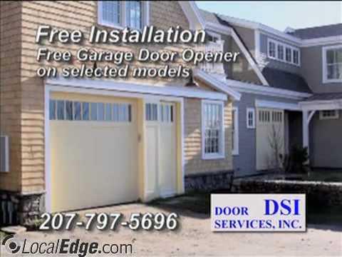 DSI Door Services Inc, Portland ME