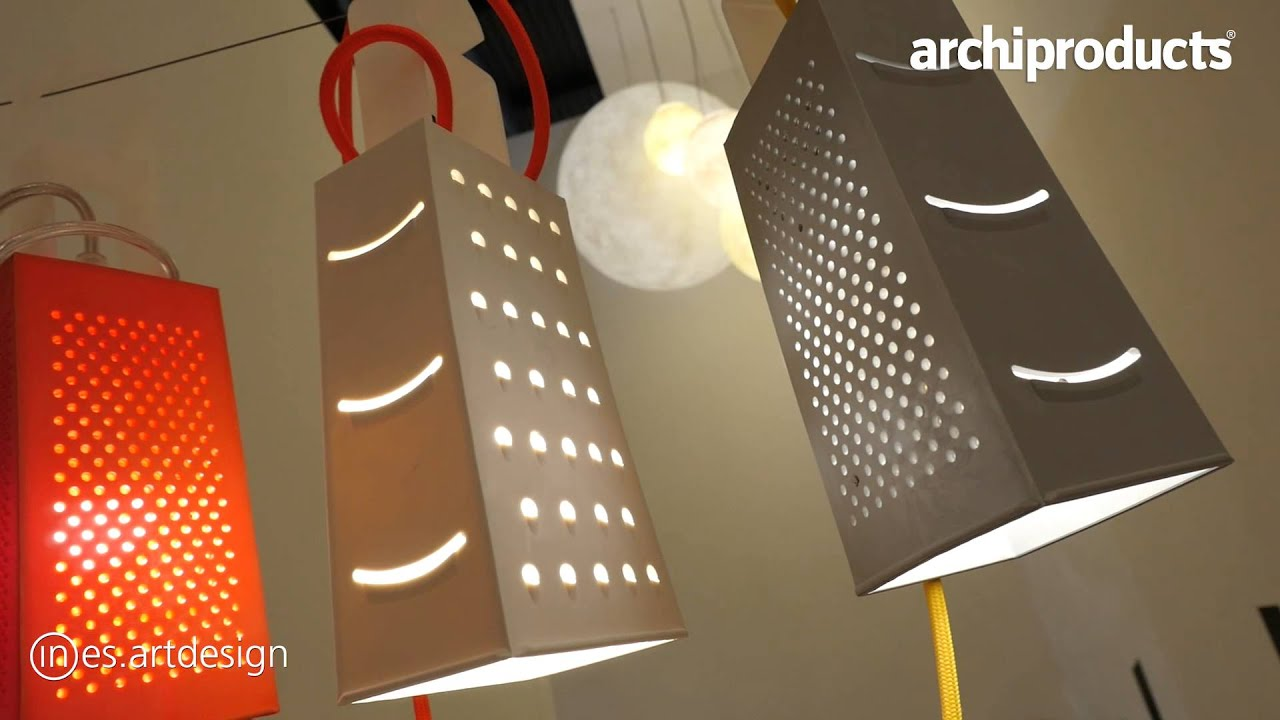 In es art design archiproducts design selection salone for Art design milano