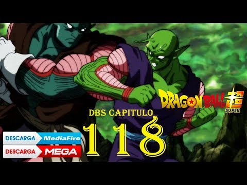 Dragon Ball Super - Capitulo 118 - Español Latino [Mega & Mediafire]