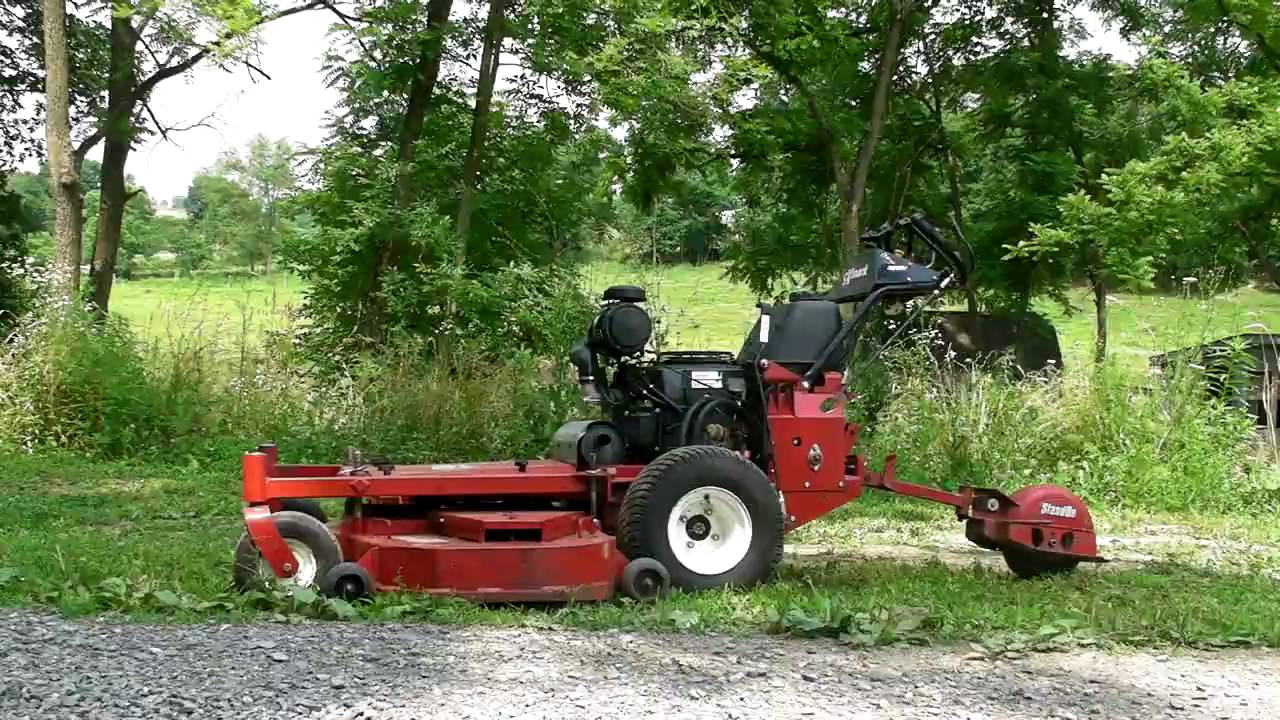 2007 Exmark 60 Turf Tracer Commercial Walkbehind Lawn Mower For