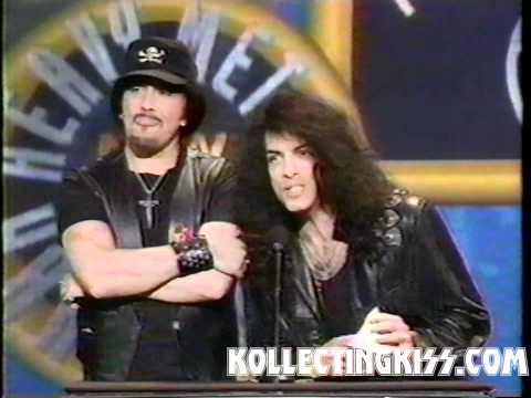 KISS 1993 American Music Awards (Stone Temple Pilots / Meat Loaf)