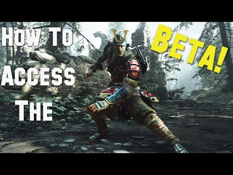 For Honor how to redeem codes (PS4,Xbox 1,PC)
