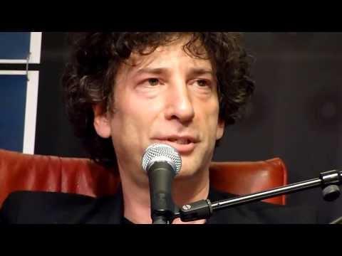 Neil Gaiman Polare Rotterdam Interview