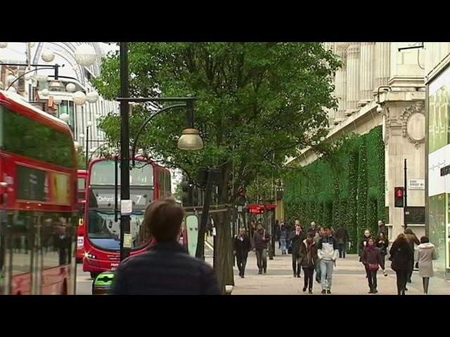 Великобритания: рост продаж благодаря рождественским праздникам - economy