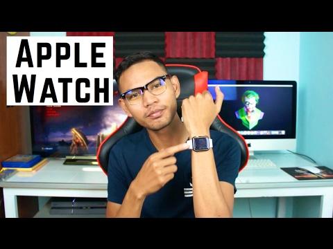 Apple watch selepas 1 bulan