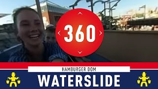 360° Waterslide / Hamburger Dom