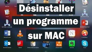 Comment désinstaller (proprement) un programme sur Mac