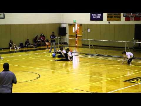Goalball: A Sport For the Blind |