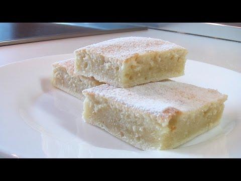 бисквитные пирожные на сметане с рецепт с фото