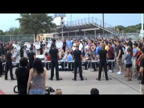2009 Blue Knights - Mr. Splashy Pants - Dallas Lot