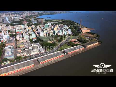Video Aéreo Cidade Porto Alegre - RS   (Full HD)