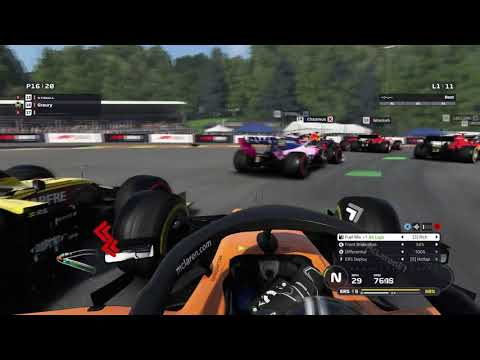 F1 2019 Crash Compilation 7 |