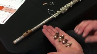 LefreQue: How to Attach a LefreQue to Your Flute