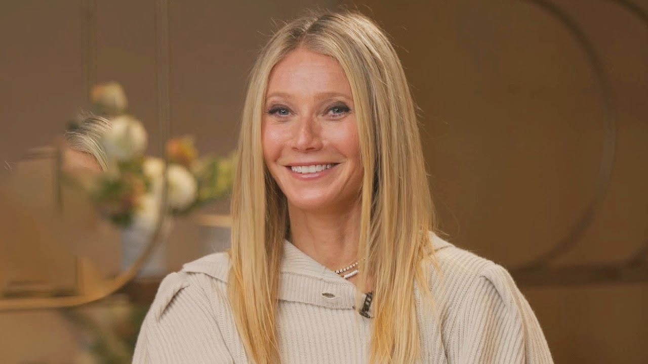Gwyneth Paltrow DISHES on Her Own Sex Life and What to Expect in Sex, Love and Goop (Exclusive)