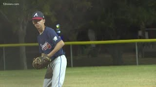 Boy with autism shines on his baseball team as a pitcher