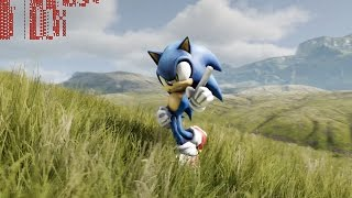 Unreal Engine 4 [4.8.1] Sonic The Hedgehog / Kite Demo