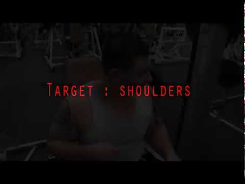 How To Lift Heavy - Shoulders (Full Workout)