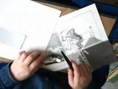 Applying Screentones To Your Comics