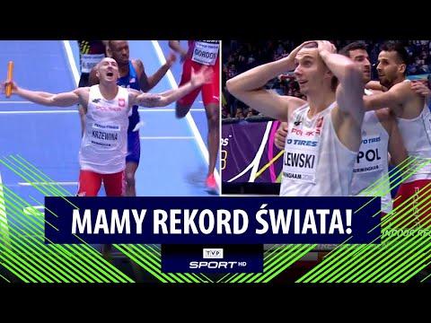 Co oni zrobili?! Polska sztafeta ze złotem i rekordem świata!
