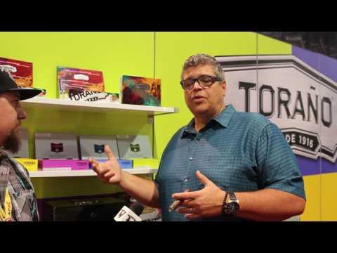 IPCPR 2017 Las Vegas - Torano Cigars with Jack Torano