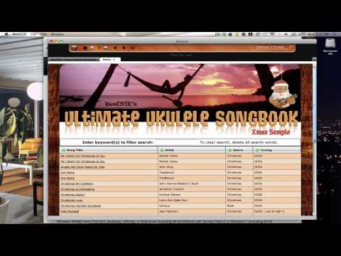 Ukulele Christmas Songs - Free!