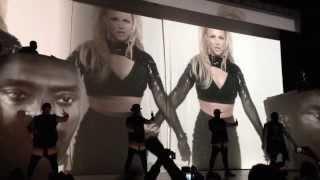 will.i.am - Zenith de Paris - Scream & Shout ft. Britney Spears - Concert  live 2013 HD