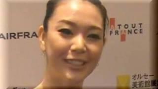 知花くらら、フランス広報大使に! 知花くらら 検索動画 16