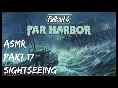 ASMR: Fallout 4 - Far Harbor DLC - Part 17 - Sightseeing