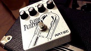 Artec Classic Fuzztown