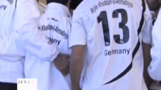 News Report: Indoor European Football Tournament in Switzerland
